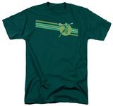 Green Lantern - Lantern Stripe T-shirts