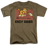 Garfield - Vintage Easy Rider Shirts