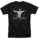 Elvis Presley - Ornate King Shirt