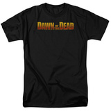 Dawn Of The Dead - Dawn Logo T-Shirt