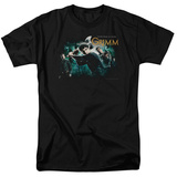 Grimm - Storytime Is Over T-Shirt