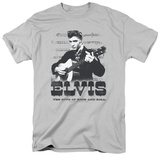 Elvis Presley - The King Of Shirts