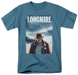 Longmire - Poster T-Shirt