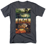 Injustice: Gods Among Us - Panels Shirts
