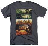 Injustice: Gods Among Us - Panels Shirts