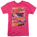 DC Comics - Three Of A Kind Shirts