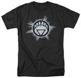 Green Lantern - White Glow Shirt