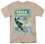 Green Lantern - Menace Missle T-Shirt