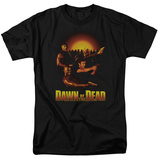 Dawn Of The Dead - Dawn Collage T-Shirt