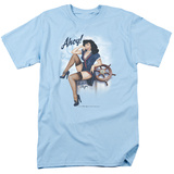 Bettie Page - Ahoy Shirts