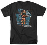 Forbidden Planet - Robby Walks T-shirts