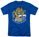 Garfield - Performing T-shirts