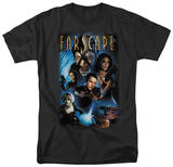 Farscape - Comic Cover T-shirts