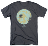 E.T. - In The Moon Shirts