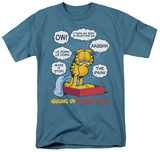 Garfield - Waking Up Is Hard To Do T-shirts