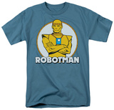 DC Comics - Robotman T-shirts