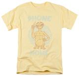 E.T. - Phone T-shirts