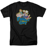 Family Guy - Family Fight T-shirts