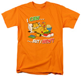 Garfield - I Can... T-shirts