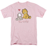 Garfield - Too Cute T-shirts