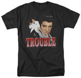 Elvis Presley - Trouble T-shirts