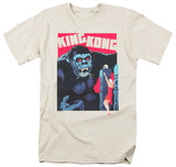 King Kong - Bright Poster T-Shirts