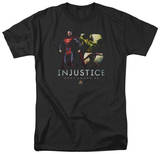 Injustice: Gods Among Us - Supermans Revenge T-Shirt