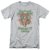 Green Lantern - Keeping It Green T-shirts