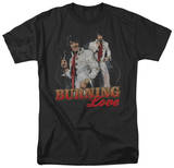 Elvis Presley - Burning Love T-shirts