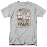 Emergency - Retro Cast T-shirts