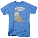 Garfield - Smiling Cat T-shirts