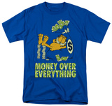 Garfield - Money Is Everything T-Shirt