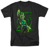 Green Lantern - Fully Charged T-shirts