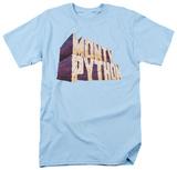 Monty Python - Stone Logo T-Shirt
