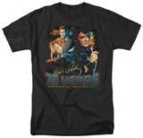 Elvis Presley - 75 Years T-shirts