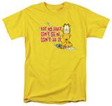 Garfield - Not My Fault Shirts