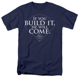 Field Of Dreams - Believe The Impossible T-shirts