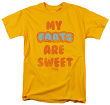 Farts Candy - Sweet Farts T-shirts