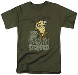 Ed, Edd n Eddy - Brain Dead Ed T-Shirt