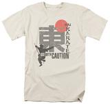 Hai Karate - Caution Vêtement