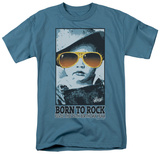 Elvis Presley - Born To Rock T-shirts