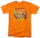 Garfield - Pet Force Burst T-shirts
