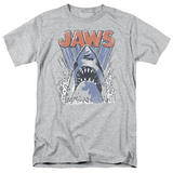 Jaws - Comic Splash Shirts