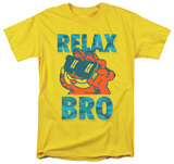 Garfield - Relax Bro T-shirts