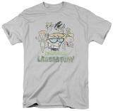 Dexter's Laboratory - Vintage Cast T-shirts