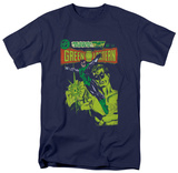Green Lantern - Vintage Cover T-Shirt