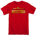 Hunt For Red October - Title Shirt