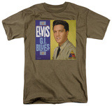 Elvis Presley - GI Blues Album T-shirts