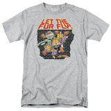 Garfield - Let The Fur Fly T-Shirt