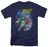 Justice League - Onward T-shirts